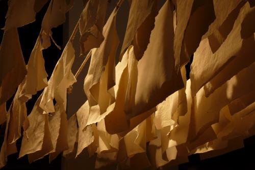 Handmade paper from Basel, Switzerland
